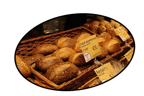 waar komt brood vandaan