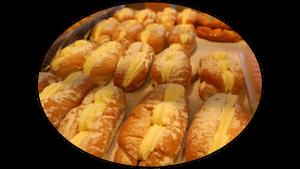 pudding broodjes
