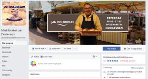 Facebook marktbakker Doldersum aanbiedingen